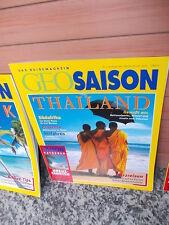 Geo Saison, Das Reisemagazin, Heft Nr. 11 November 1995