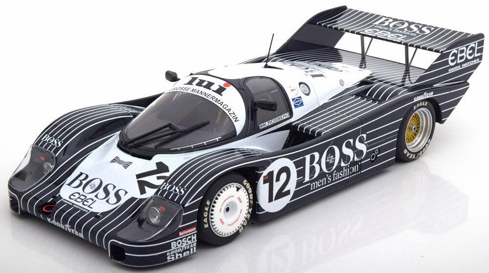 Minichamps Porsche 956K 200 Meilen Nurburgring 1983 Rosberg  12 1 18 LE of 504