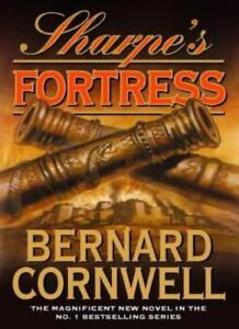 Sharpe-039-s-Fortress-By-Bernard-Cornwell-9780002256315