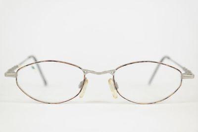 Acquista A Buon Mercato Metzner Vintage 4703 47 [] 20 135 Marrone Ovale Occhiali Montatura Eyeglasses Nos-mostra Il Titolo Originale