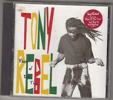TONY REBEL - meets garnett silk in a dancehall conference CD
