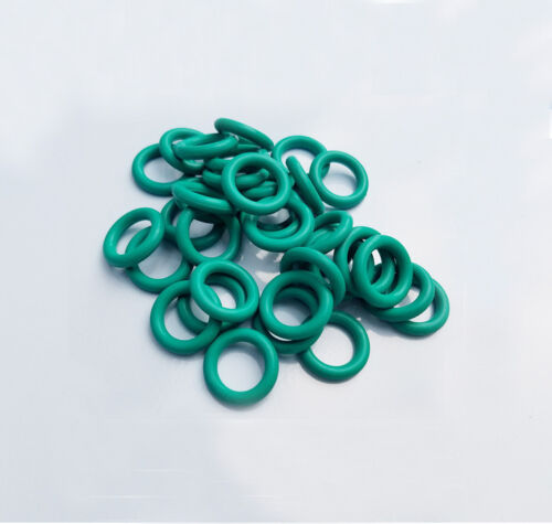 1.78mm Wire Dia O-ring FKM Fluoride Oil Resistant Sealing Rings 10.82-21.95mm ID