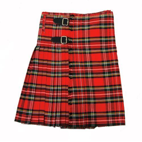 Ecossais Kilt Highland KILT tartanmuster rouge écossais jupe by MMB