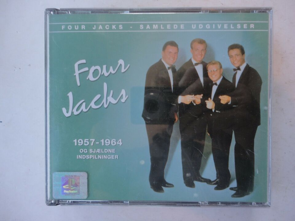 FOUR JACKS: med John Mogensen, pop