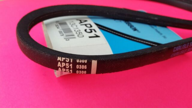 NOS CARLISE Super Blue Ribbon AP51 V Belt