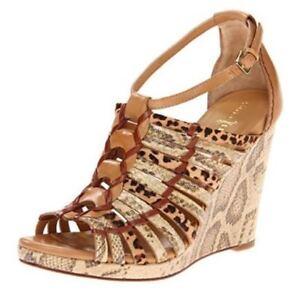 30623315409ae Women s Shoes Cole Haan AIR MINKA Wedge Platforms Sandals Heels ...