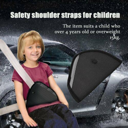Kinder Baby Sicherheitsgurt Fixierer Gurtpolster Einsteller Gurtschutz Auto PKW