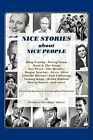 Nice Stories about Nice People by ''Bugs'' Bower (Paperback / softback, 2012)