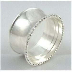 Silver-Ring-Napkin-Rings-in-Sets-of-Four-Six-or-Eight