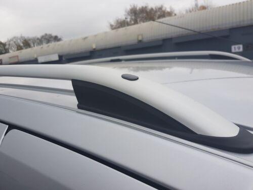 Dachträger . Aluminium Dachreling Fiat Doblo 2010