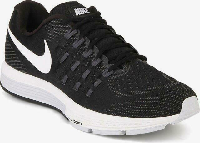 NEW Men's Running Nike Air Zoom Vomero 11 Shoes Black 818099 001 Size 8.5