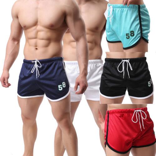 Men/'s Boxer Briefs Pajama Casual Household Arrow Home Shorts Pants Underwear Hot