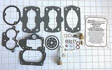 STROMBERG WWC 2 BBL CARBURETOR KIT 1962-1967 CHEVY GMC TRUCK 351 401 478 ENGINE
