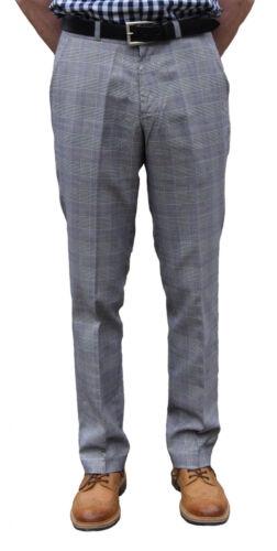STA PRESS PRINCE OF WALES TROUSERS-MOD RETRO SKINHEAD SKA SCOOTER SOUL RELCO