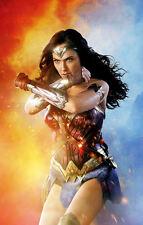 """Wonder Woman - 2017 - Movie - Poster - 11"""" x 17"""" ( T8 ) - B2G1F"""