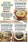 Electric Pressure Cooker Cookbook Box Set: 160 Electric Pressure Cooker Recipes for Breakfast, Brunch, Appetizers, Desserts, Dinner, Soups and Stews by Rosa Barnes (Paperback / softback, 2015)