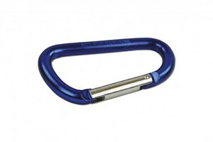 Carabiner Accessory Link 8mm - Karabiner Attachable Rucksacks Belts Clothing