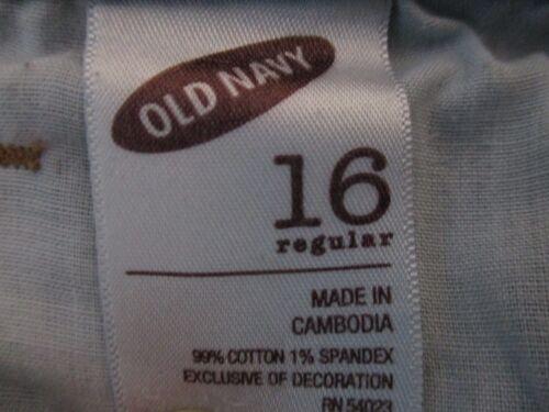J669 Sweet Jeans Cut Heart Jeans Stretch femmes Old 16 bleu Navy pour Cut Sz Denim qRpAx1w6