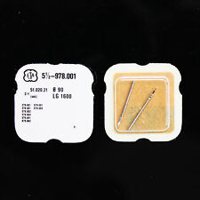 Brand New ETA ESA Swiss 5 1/2 - 978.001 Watch Crown Stem Replacement Parts 1 Pc