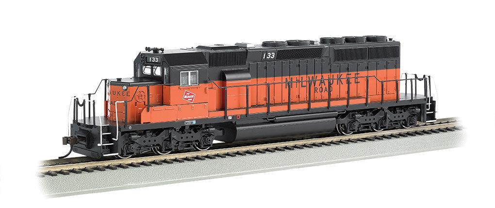 Scala H0 - Locomotiva Diesel SD40-2 Milwaukee Road con DCC - 60915 Neu
