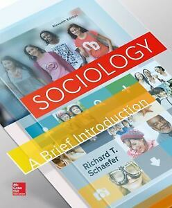 Sociology a brief introduction by richard t schaefer 2014 stock photo fandeluxe Images