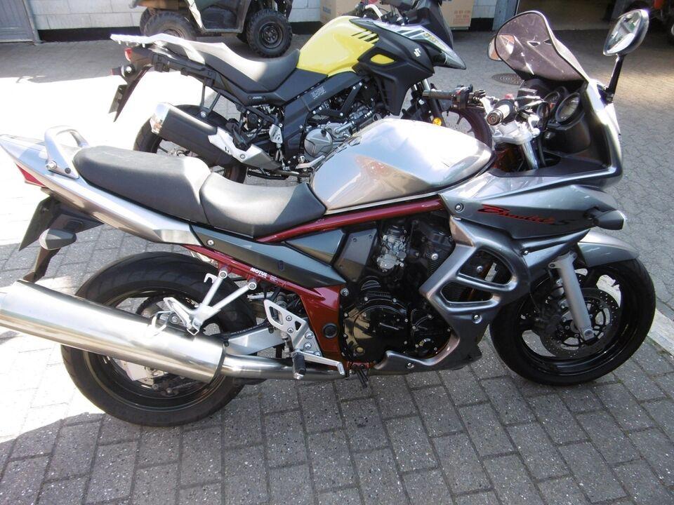 Suzuki, gsf650s, ccm 650