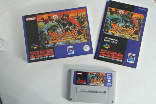 Equinox Super Nintendo