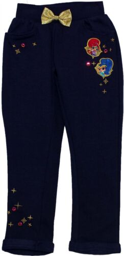 Shimmer and Shine Girls Jogging Bottom Trousers