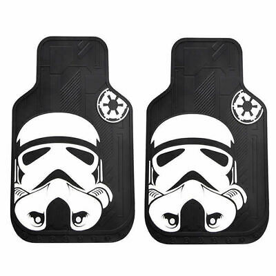 For Nissan Star Wars Stormtrooper Car Seat Covers Floor Mat Lanyard Set