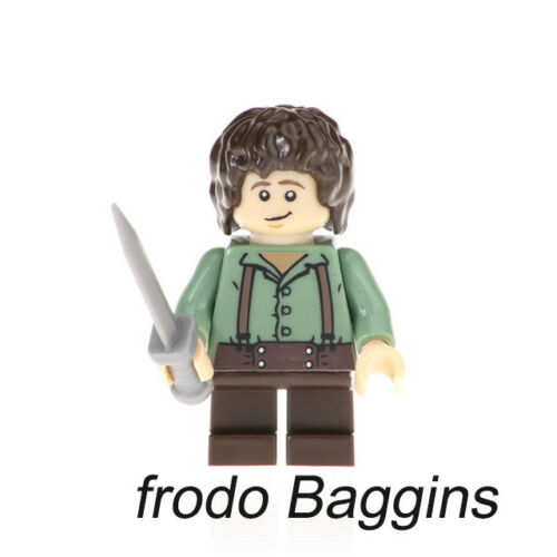 Lord of the Rings Radagast Building Bonf Aragorn Samwise Gamgee The Hobbit