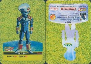 CARD-DRAGONBALL-GT-BABY-S-19