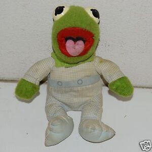 original 1984 vintage kermit the frog muppet babies baby pampers 11