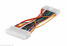 24 to 20 pin ATX PSU Power Supply Converter Lead/Cable