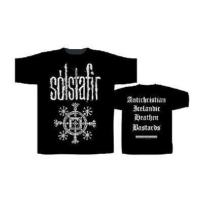 Solstafir - Icelandic Heathen Bastards - T-Shirt     S / M / L / XL