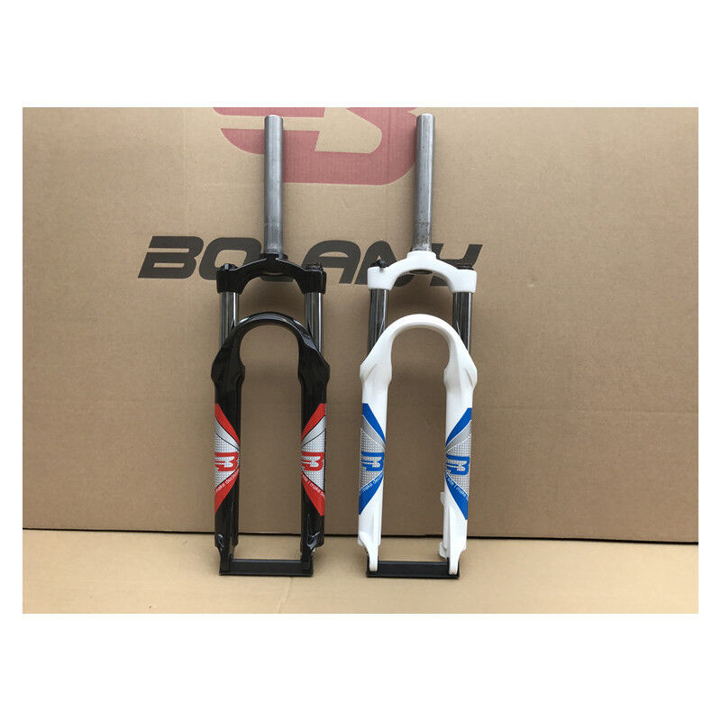 24 in (approx. 60.96 cm) Aluminio Aleación Horquilla de Suspensión para Bicicleta de montaña horquilla de Bloqueo Mecánico Manual
