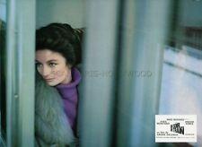 ANOUK AIMEE YVES MONTAND UN SOIR... UN TRAIN 1968  8 PHOTO D'EXPLOITATION LOT