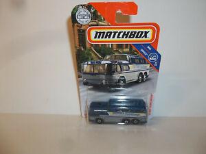 Matchbox 55 GMC Bus Scenic Cruiser Diecast Metal New Mattel MBX Service