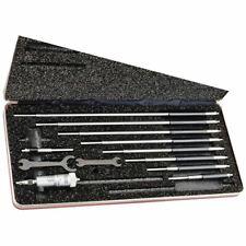 Starrett 50546 124bz 2 12 001 Inside Micrometer Set
