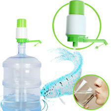New 1PC Bottled Drinking Water Hand Press Pump For Water Dispenser Office Home