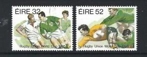 IRELAND-1995-RUGBY-WORLD-CUP-1995-PAIR-FINE-USED