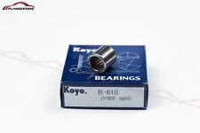 Koyo B 610 Needle Roller Bearing Open No Oil Hole B610 38 X 916 X 58 Japan