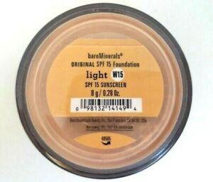 Bare-Escentuals-Bare-Minerals-Foundation-LIGHT-W15-8g-XL-ORIGINAL-SPF15