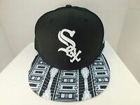 Chicago Wite Soxs Atech Mlb Retro Vintage Snapback Hat Cap By Era 9fifty