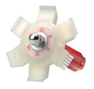 Enthousiaste Oem Tools 24526 A/c Radiator Evaporator Fin Straightener Comb Rake De Bons Compagnons Pour Les Enfants Comme Pour Les Adultes