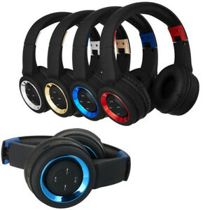 TR905-Wireless-Headphones-Bluetooth-Headsets-Noise-Cancelling-Over-Ear-With-Mic
