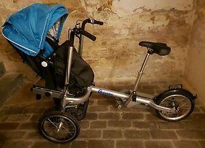 Kinder-Buggy-und-Fahrrad-2in-1