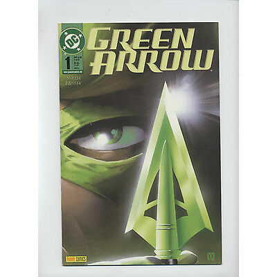 GREEN ARROW (deutsch) ab # 1 - PANINI COMICS 2001 / 2002 - TOP