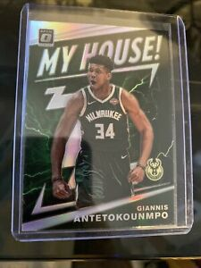 2019-20-DONRUSS-OPTIC-MY-HOUSE-SILVER-Holo-PRIZM-GIANNIS-ANTETOKOUNMPO