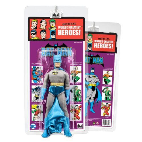 DC Comics Retro Kresge Style Action Figures Series 4 Retro Batman by FTC