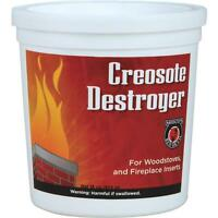 Meeco´s Red Devil 1 Wood Coal Pellet Stove Powdered Creosote Remover 14